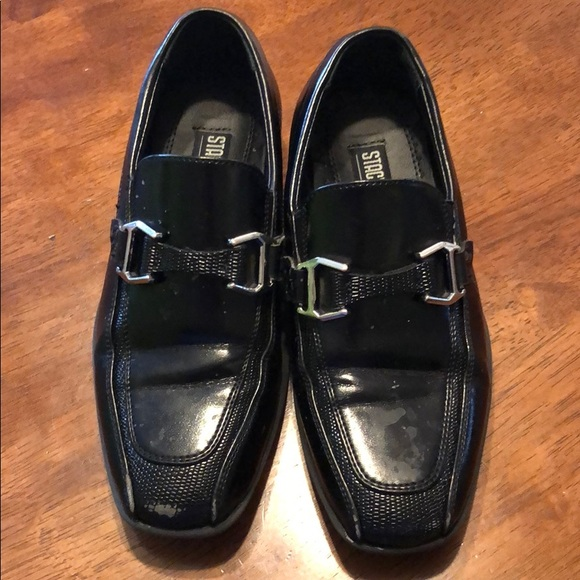 Stacy Adams Shoes Black Boys Dress Poshmark